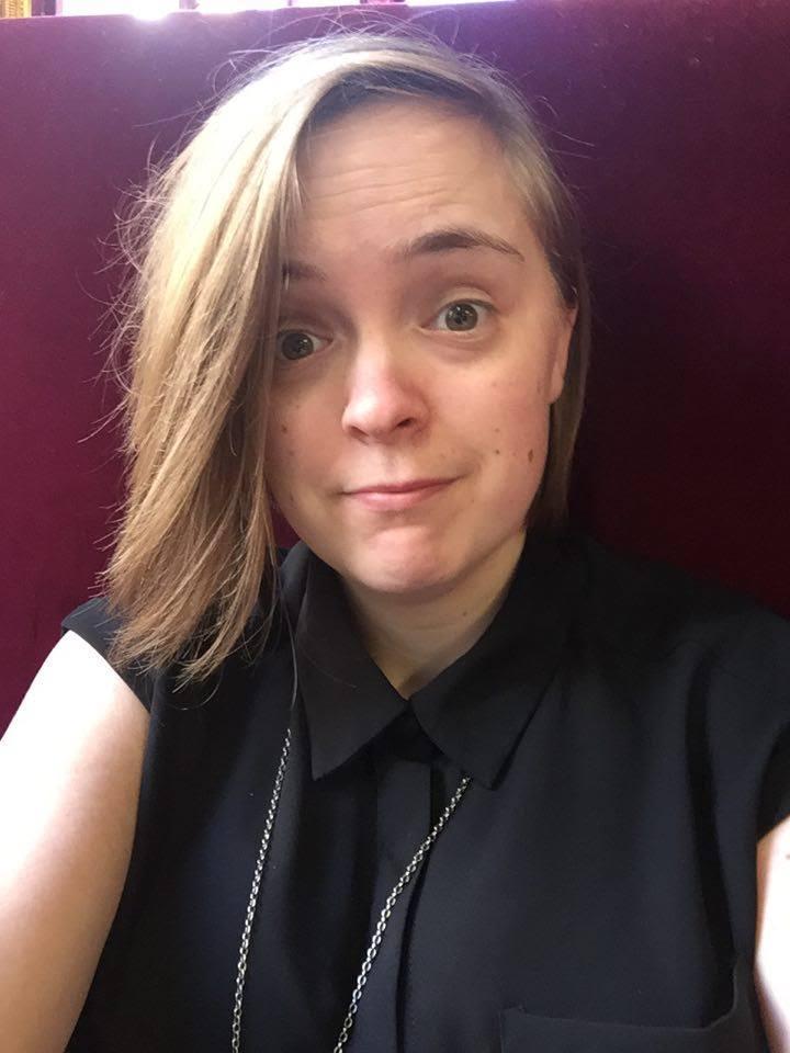 Hannah Sloman at University