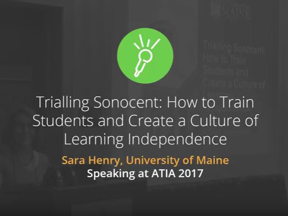 SESSION | Creating a Culture of Learning Independence with University of Maine